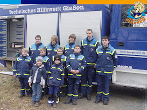 Photo: Jugendgruppe 2012