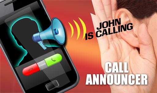 Caller Name Announcer - Free