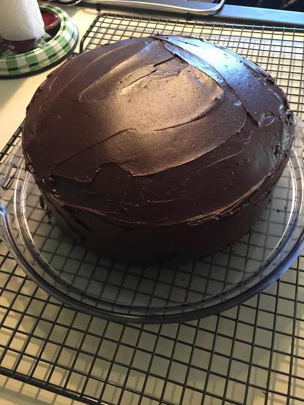 Hattie Mae's Lock Cabinet Cake