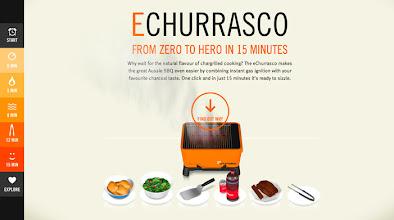 Photo: Site of the day 22 October 2012 http://www.awwwards.com/web-design-awards/everdure-echurrasco