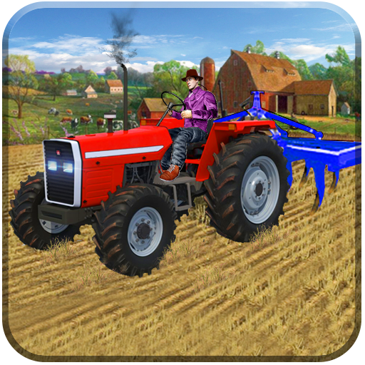 Tractor Farming Simulator 2018: Real Farmer Sim (game)