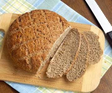 Bauernbrot (German Farmer's Bread) • Curious Cuisiniere