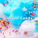 Cute Wallpaper Cotton Candy Theme icon