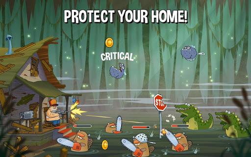 Swamp Attack screenshot 18