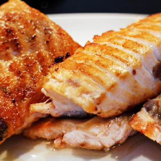 Perfect Oven-Broiled Salmon With Three-Citrus Butter