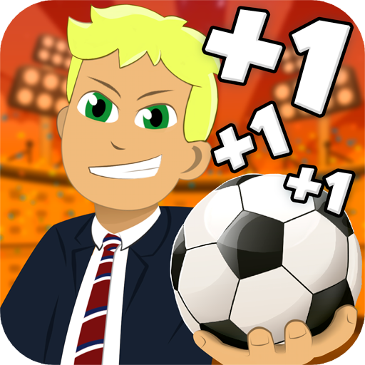 Football League Manager Tap ⚽ Soccer Clicker Coach