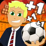 Football League Manager Tap ⚽ Soccer Clicker Coach