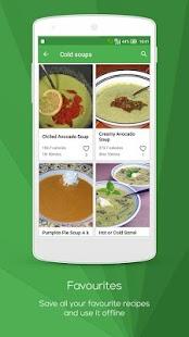 polévka recepty - náhled