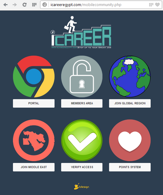 iCareer: Learn & Recruit- screenshot