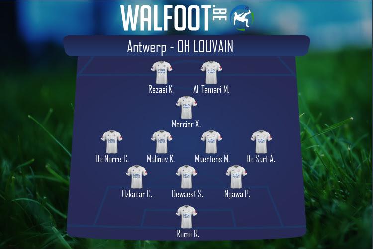 OH Louvain (Antwerp - OH Louvain)