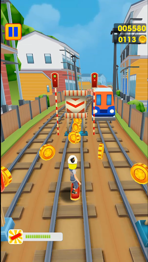 Super Subway Surf: Rush Hours 2018 1.03 screenshots 21
