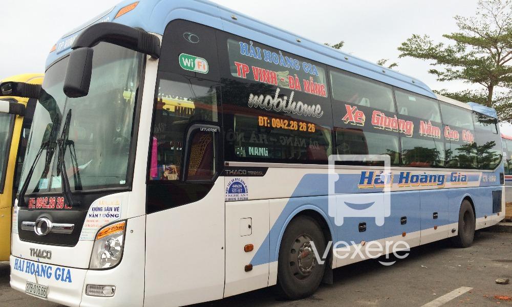 Xe Hải Hoàng Gia từ Đà Nẵng đi Nghệ An