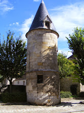 Photo: This medieval tower stands alone.