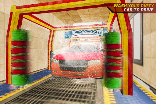 Gas Car Station Services: Highway Car Driver 1.0 screenshots 9