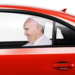 Fönsterdekor, Påven