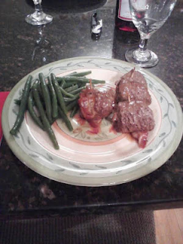 Meat Roll-ups Recipe