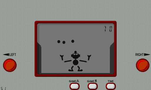 GWB (Game & Watch Ball)