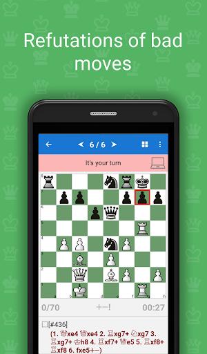 Chess Combinations Vol. 1  screenshots 2
