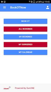 BookOTNow Sahyadri Hospitals Limited - náhled