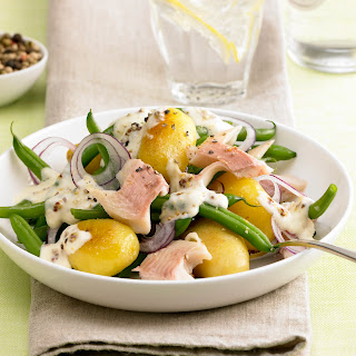Kartoffel-Bohnen-Salat