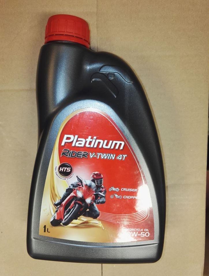 Platinum Rider V-Twin 4T