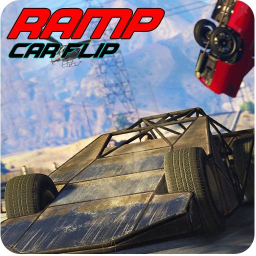 The Ramp Car Flip - Demolition Derby (game)