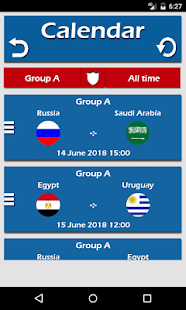 Football World Cup 2018 Russia - náhled