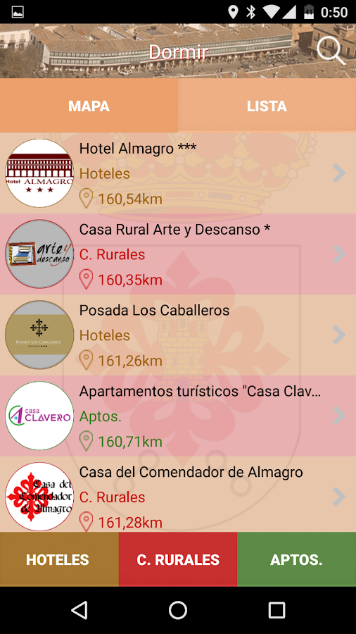Almagro- screenshot