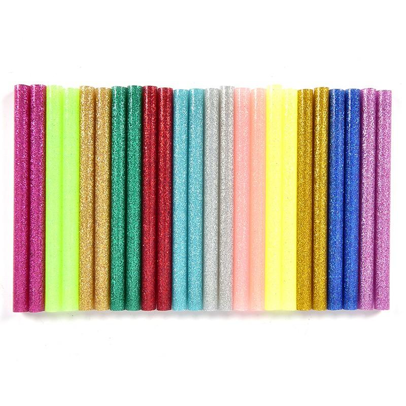Các keo silicon mang màu sắc đẹp khác nhau