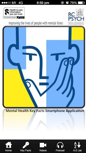 RCPsych Mental Health App