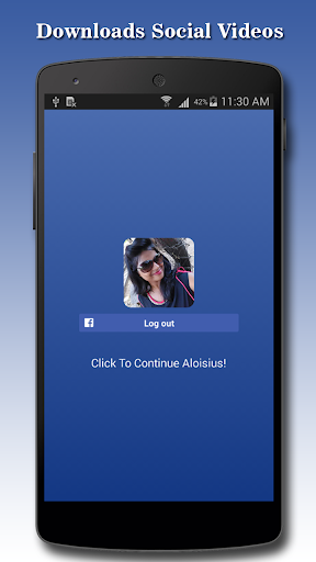 無料媒体与影片Appの私のFacebookのビデオダウンローダ|記事Game