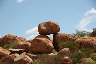 Photo: Year 2 Day 217 - The Devil's Marbles #10