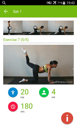 Butt, Legs & Thighs Workout 1.5 screenshot 1491758
