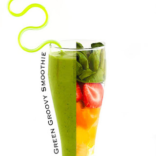 Clean Green Groovy Smoothie.