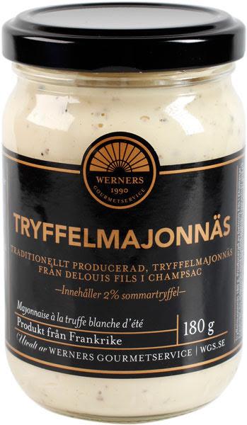 Tryffelmajonnäs – Werners Gourmetservice
