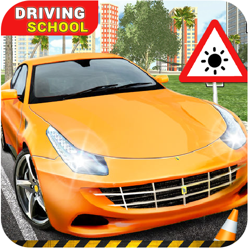 Driving School 2018: US Car Driving Games Android APK Download Free By HiDroid Solutions