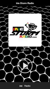 Irie Storm Radio screenshot