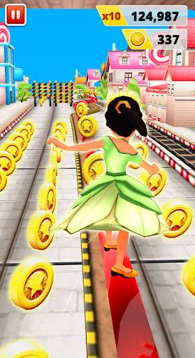 Princess Run Game apkpoly screenshots 3
