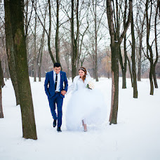 Wedding photographer Karina Natkina (Natkina). Photo of 02.02.2017