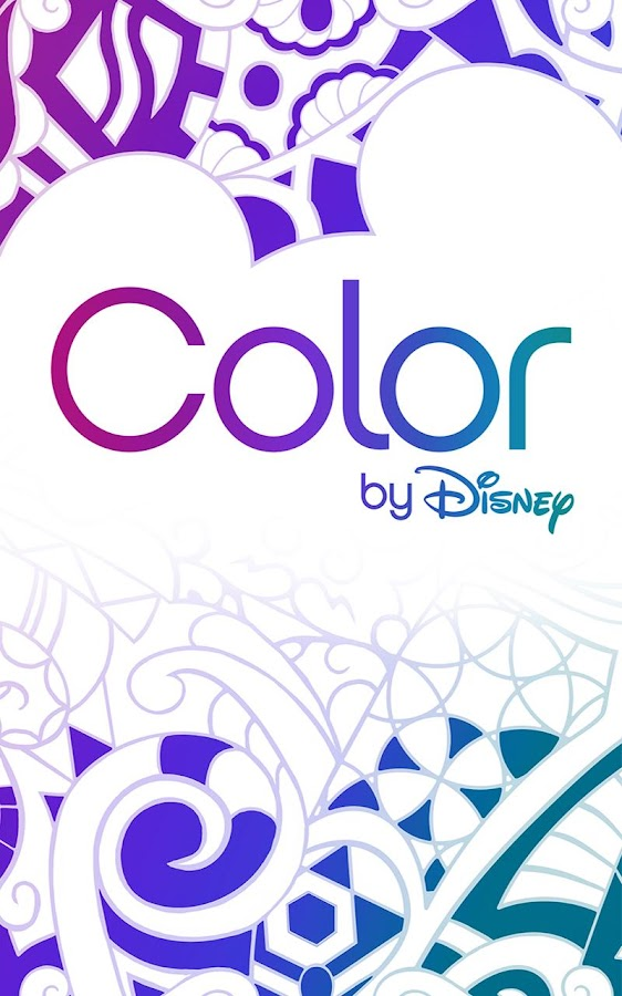 Color by Disney- screenshot
