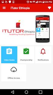 iTutor Ethiopia - náhled