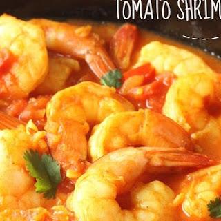 Tomato & Shrimp Curry