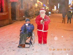 Photo: 12.01. 2013 roku - spotkałyśmy św. Mikołaja