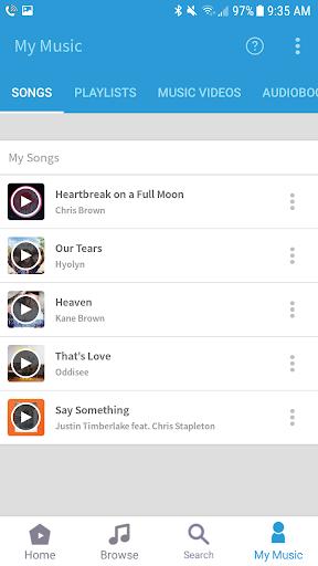 Freegal Music screenshots 3