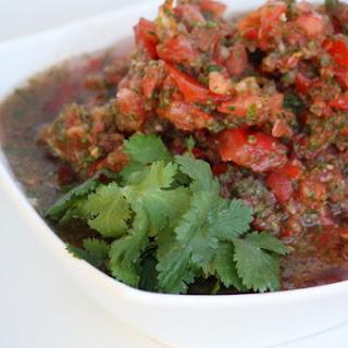 Cultured Salsa Recipe