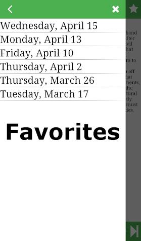 Daily Text 2017 Screenshot