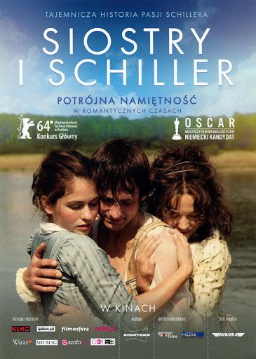 Przód ulotki filmu 'Siostry i Schiller'