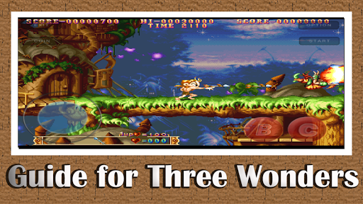 Guide for Three Wonders(奇跡三世界) screenshot