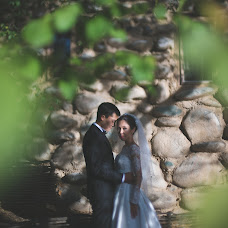 Bröllopsfotograf Malik Alymkulov (malik). Foto av 25.01.2015