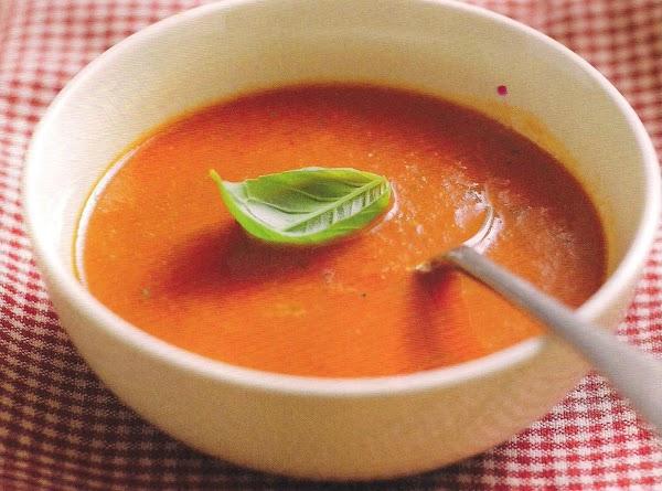 Quick Tomato Soup Recipe